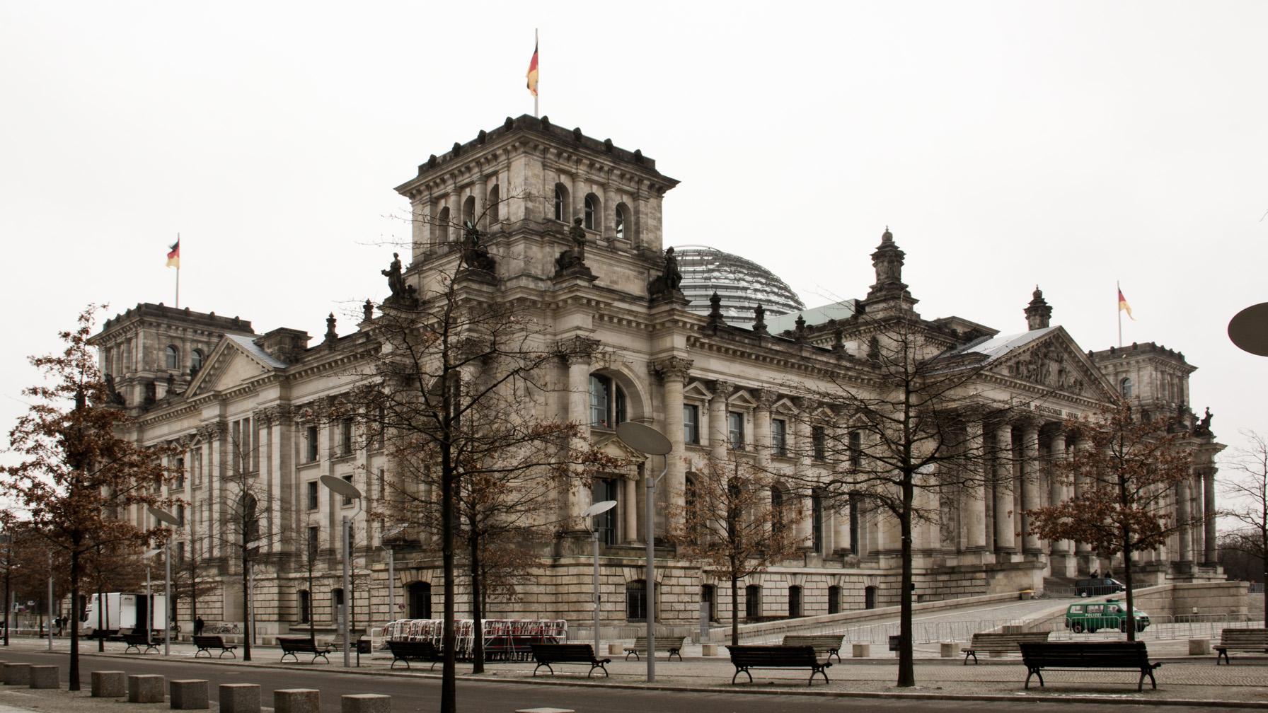 Berlin #3 Bundestag & verlassene Eisfabrik