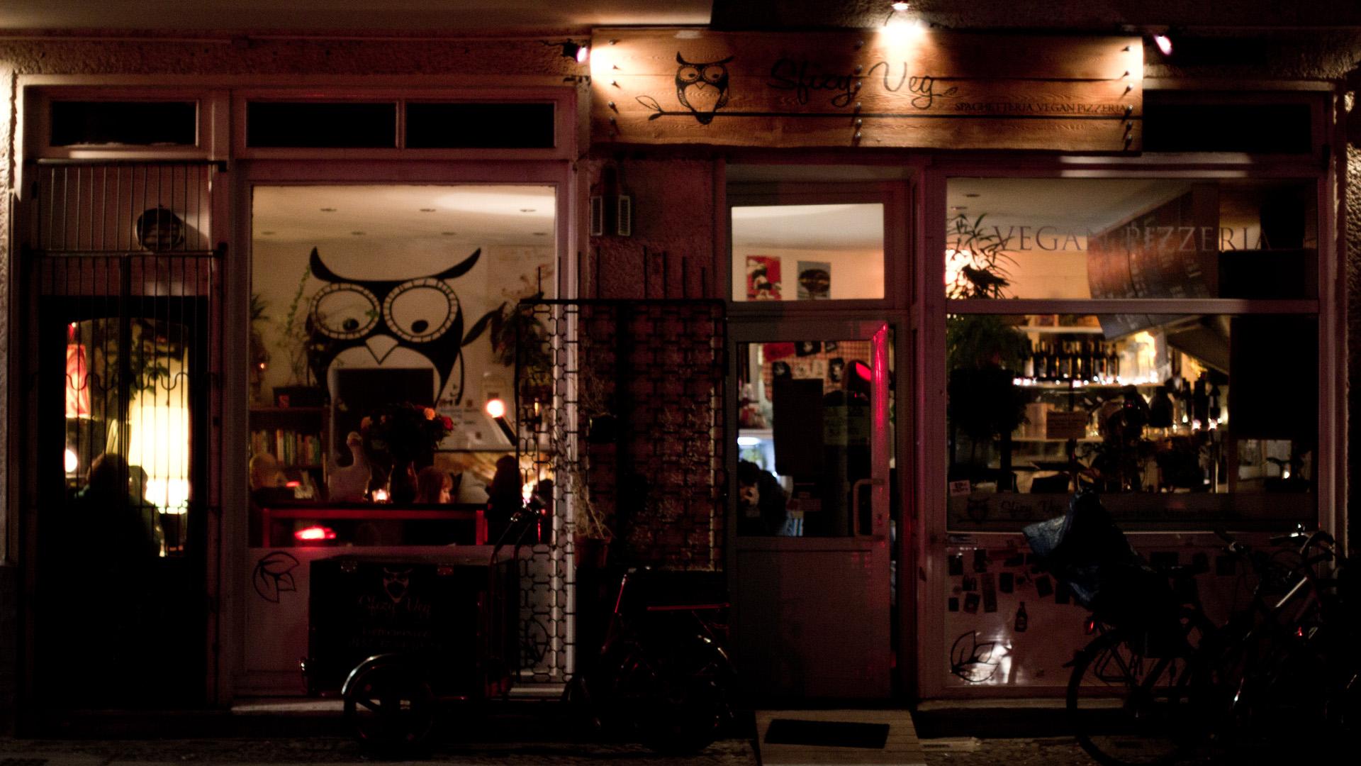 Berlin #4 Pizzeria Sfizy, Brunch im Viasko und Kreuzberg