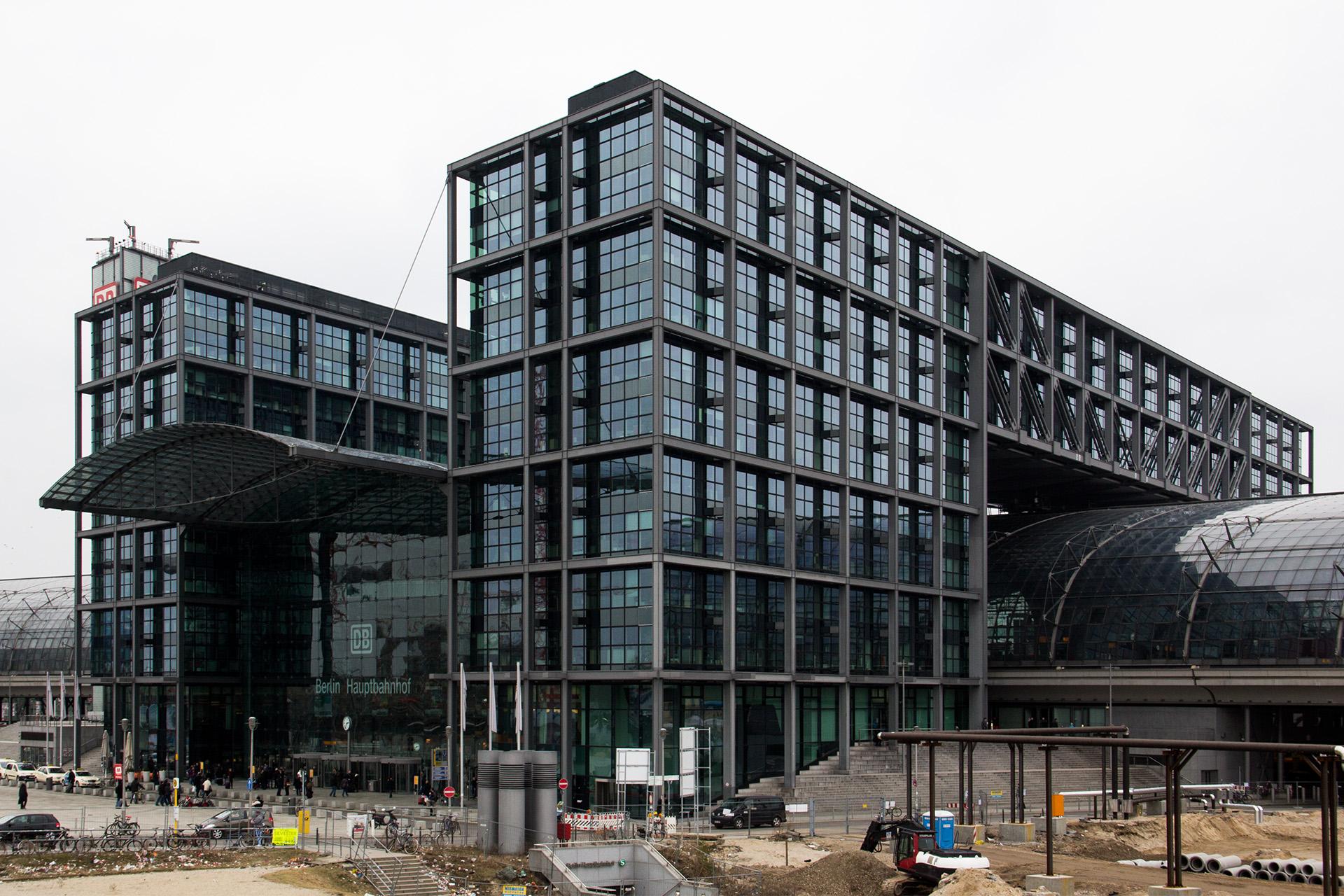 Berlin #6 Hauptbahnhof, Charité, Computerspielemuseum und vegane Restaurants