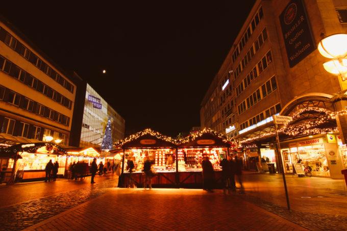 Duisburg Weihnachtsmarkt